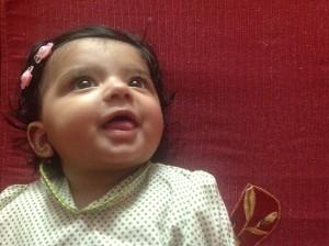 Anju's daughter