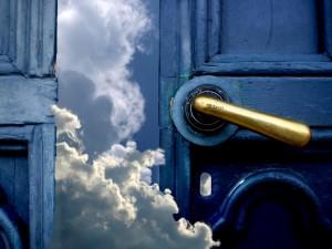 heaven_blue_door